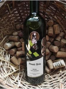Pútec Pinot Gris