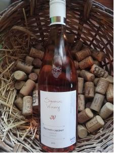 Sommini Winery Cabernet Frizzante