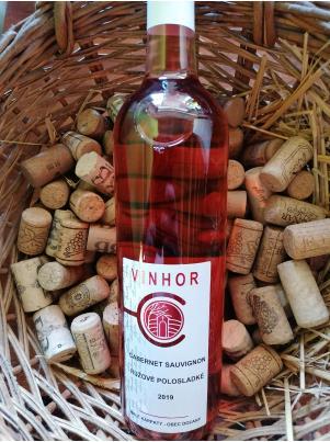Vinhor Cabernet Sauvignon rosé