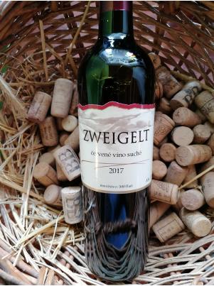 Boris Wine Zweigelt