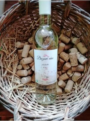 Bazové víno