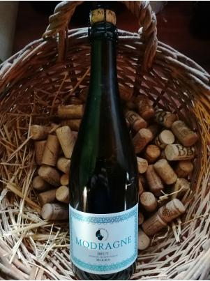 Sekt Modragne 7 Pinot blanc