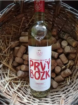 Svätokatarínske víno Lipovina