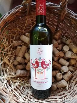 Svätokatarínske víno Sauvignon blanc