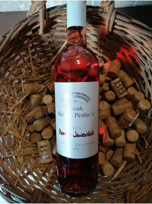 Zámok Pezinok Cabernet Sauvignon rosé