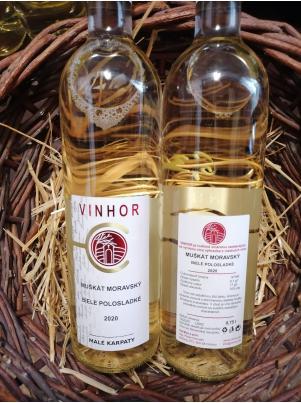 Vinhor Muškát moravský