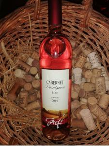 Greft Cabernet Sauvignon rosé